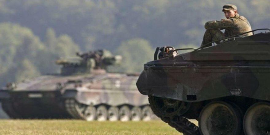 """""""Alman Ordusu Alarm Veriyor"""" İddiası"""