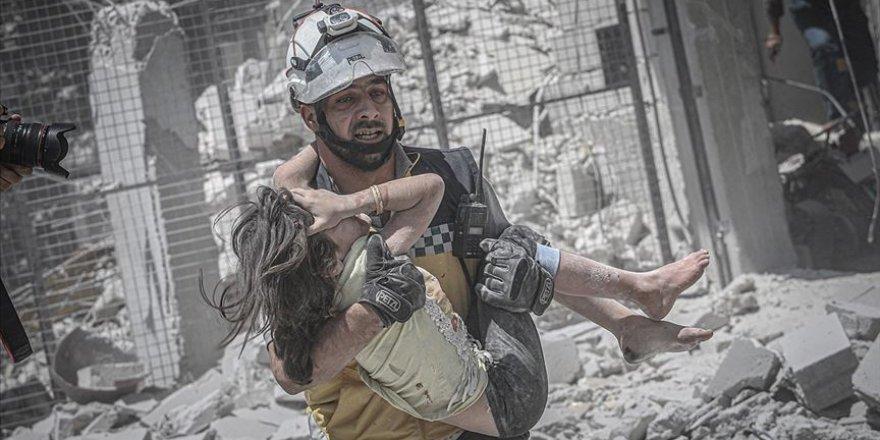 'Dünya Çocuk Hakları Günü' ve Dünyanın Unuttuğu Suriye'de Öldürülmüş 29 Bin Çocuk