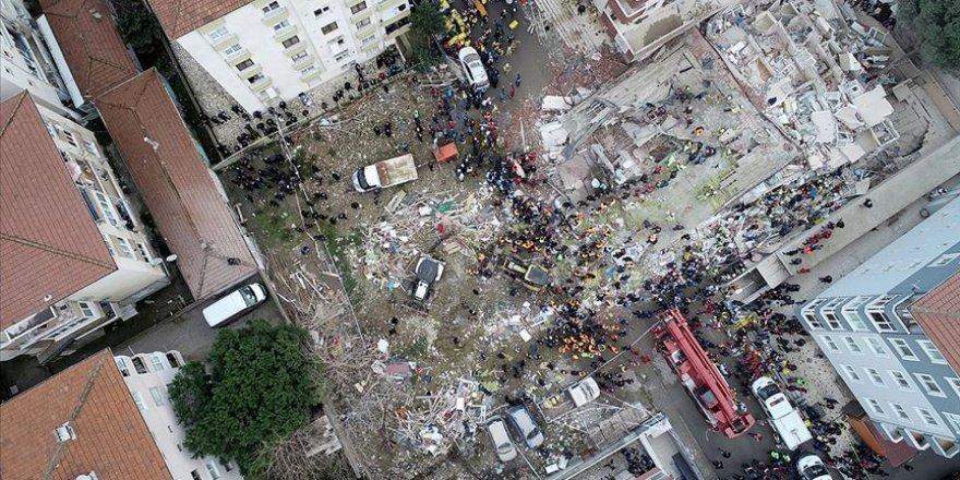 Kartal'da Çöken Binaya İlişkin 39 Belediye Görevlisi Hakkında Soruşturma