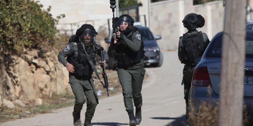 İşgal Güçleri Kudüs'te Onlarca Filistinliyi Yaraladı