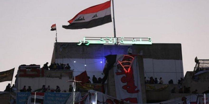 Gösterilerin Sürdüğü Irak'ta 8 Kanal ve 5 Radyo Kapatıldı
