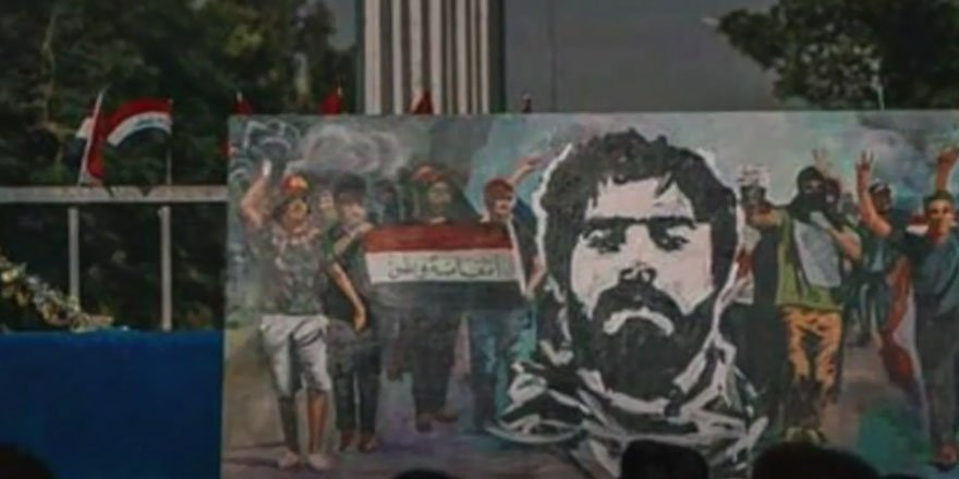 Irak'taki Protestoların Sembol İsmi Safaa El Saray