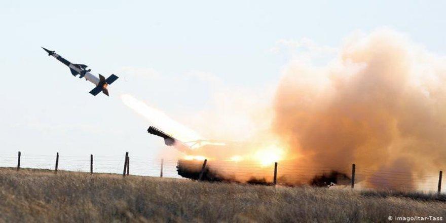 S-400'ler Ankara'da Test Edildi