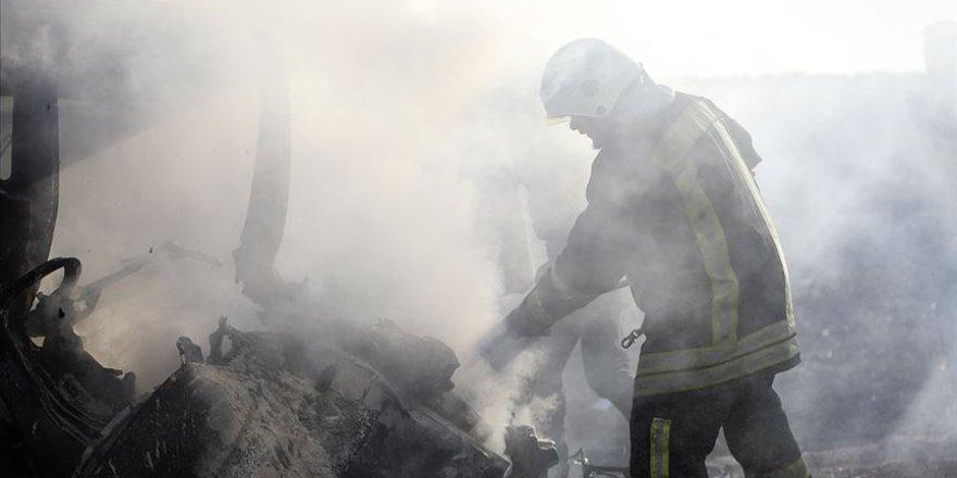 Afrin'de Bombalı Saldırı: 5 Yaralı