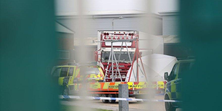 İngiltere'de Tırda Bulunan Cesetlerden 16'sı Ülkelerine Getirildi