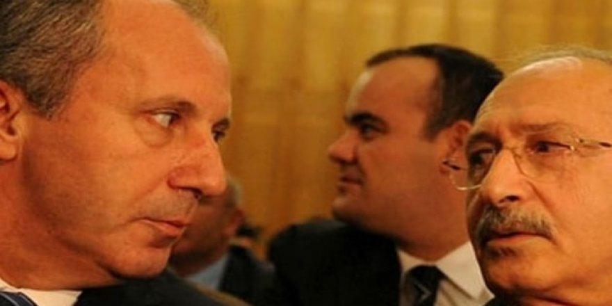 CHP'de Kemalist-Milliyetçi Kanat ile Solcu Kanatın Yönetim Çekişmesi mi?