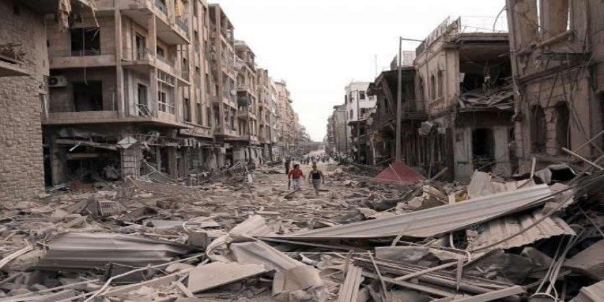 Kadim Şehirleri Yakıp Yıkan İran Suriye'de Yeni Kentler İnşa Edecekmiş!