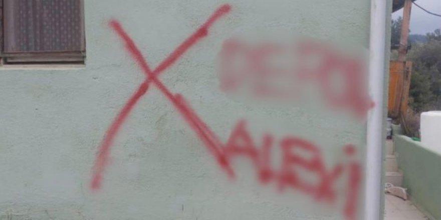 İzmir'deki Alevi Karşıtı Duvar Yazısına Soruşturma