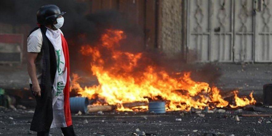 Necef Kentindeki Gösterilerde 10 Kişi Öldü