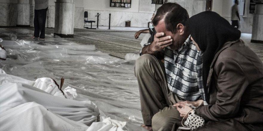 """""""Rusya Suriye'deEsedRejiminin Kimyasal Katliamını Örtbas Etti"""""""