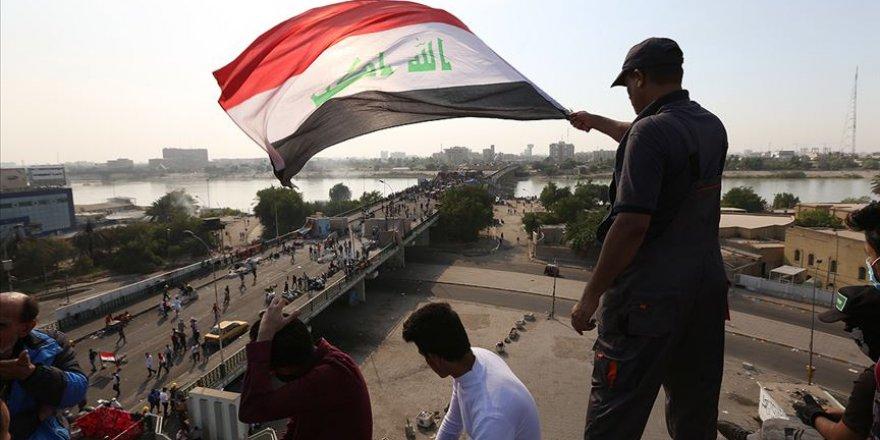 Irak'taki Gösterilerde Sünnilerin Konumu