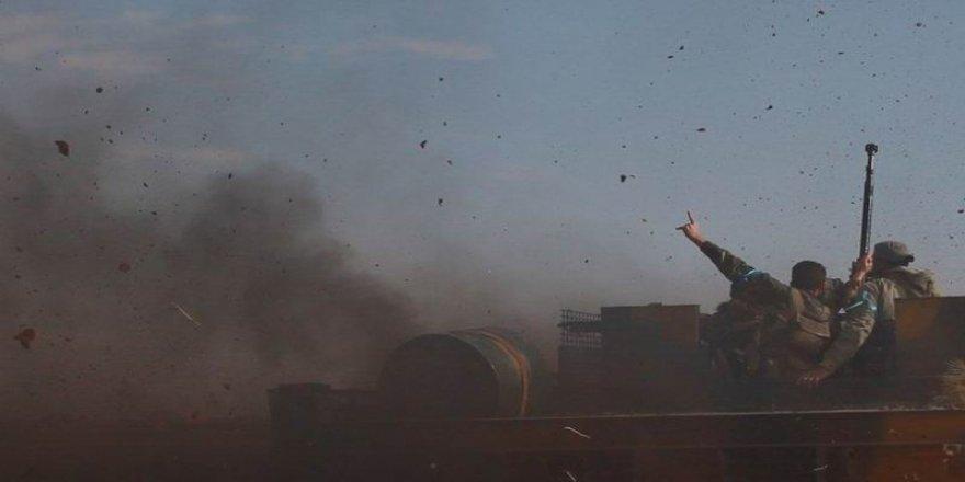 İdlib'in Doğusunda Hareketlilik Sürüyor: Direnişçiler İlerliyor