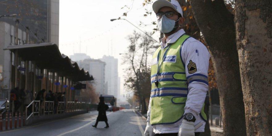 Hava kirliliği Tahran'da Başlıca Sorunlardan Biri
