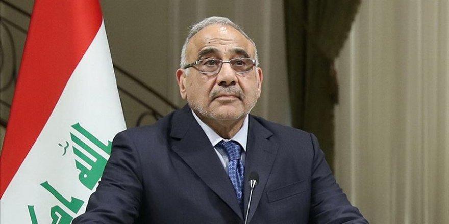Irak'ta BaşbakanAbdulmehdi'ninİstifası Kabul Edildi