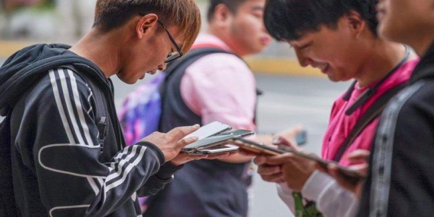 Çin'de Mobil İnternet Kullanıcılarına Yüz Tarama Zorunluluğu Getirildi