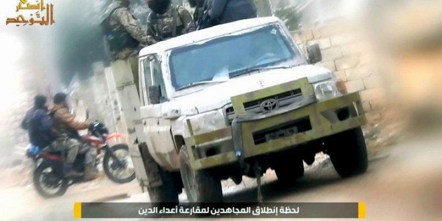 Direnişçiler Rejim'e Karşı Omuz Omuza Savaşıyor