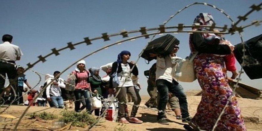 Torba Yasada Sığınmacılar İçin 'Sıkıyönetim'i Çağrıştıran Düzenleme