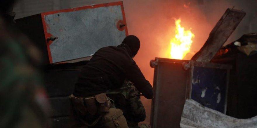 İran'ın Necef'deki Başkonsolosluğu 3'üncü Kez Ateşe Verildi