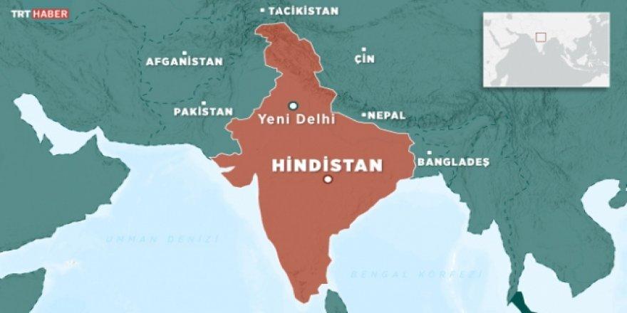 Hindistan'da Güvenlik Görevlisi 5 Meslektaşını Öldürerek İntihar Etti