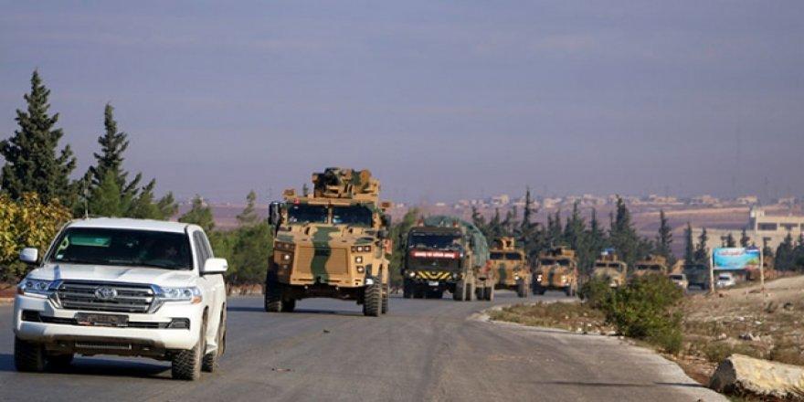 TSK'dan İdlib'deki Gözlem Noktalarına Takviye