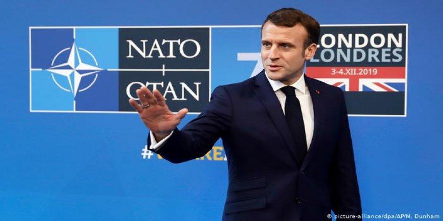 Macron: Türkiye ile Terörizm Tanımı Konusunda Uzlaşma Mümkün Değil