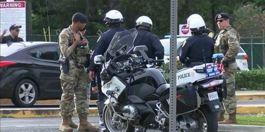 ABD'de Askeri Tersaneye Silahlı Saldırı