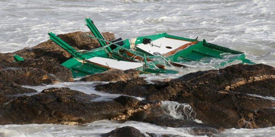Moritanya'da Göçmen Faciası: 57 ölü