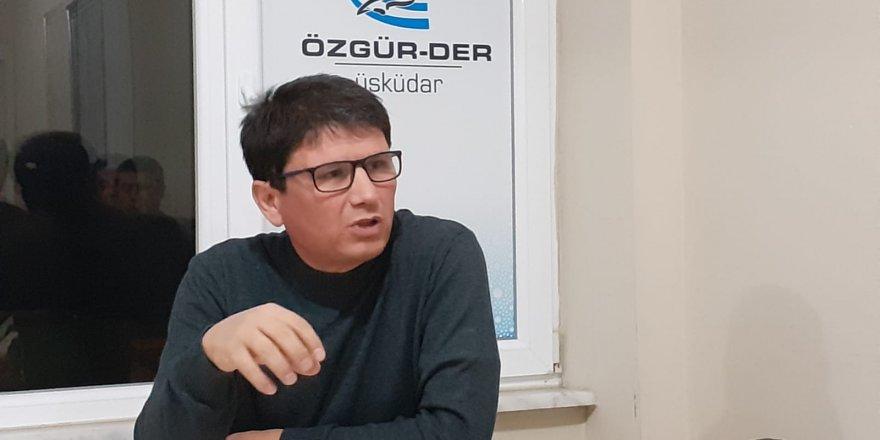 Üsküdar Özgür-Der'de Sosyal İlişkilerde Ölçü Konuşuldu