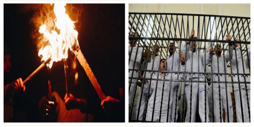 Dünya İnsan Hakları Gününde Mısırlı Kardeşlerimiz İçin Yürüyeceğiz!