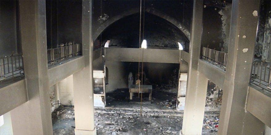 Esed Rejimi İdlib'de Ortodoks Kilisesini Hedef Aldı