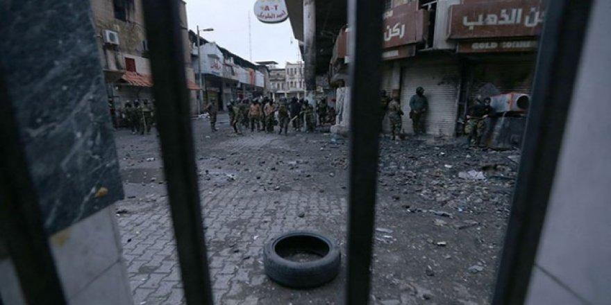 Bağdat'ta Göstericilere Açılan Ateş Sonucu Ölenlerin Sayısı 25'e Yükseldi