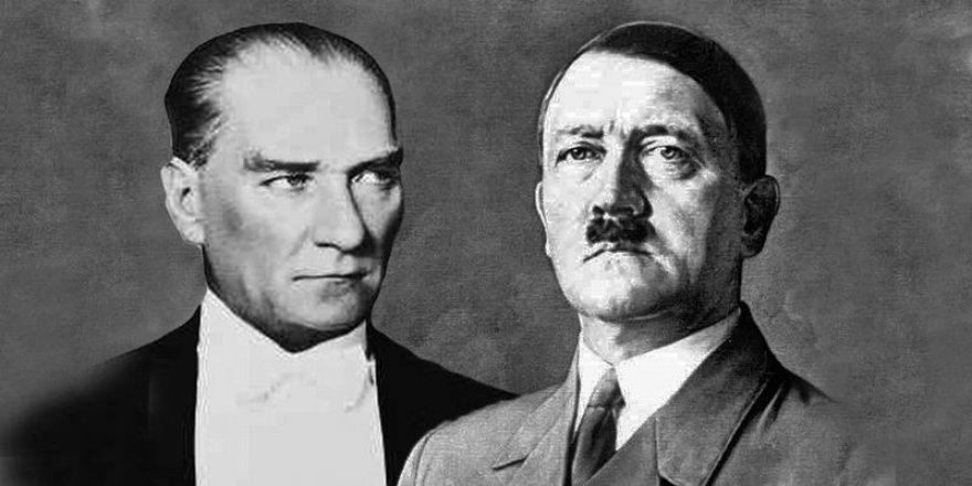 Adolf Hitler ile Mustafa Kemal Birbirine Benzer mi Hiç?