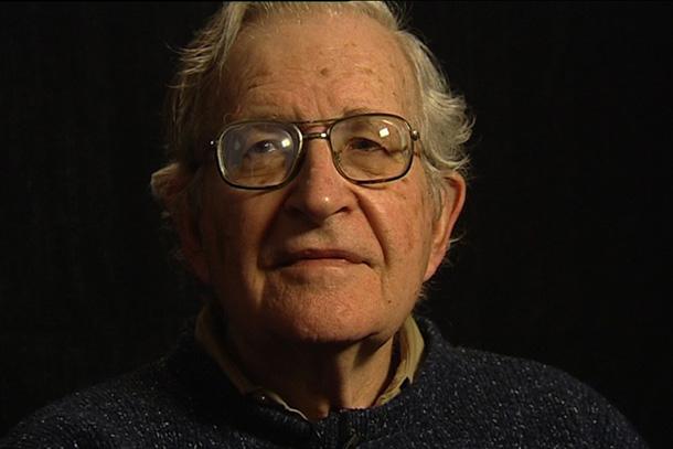 "Chomsky: ""Başörtüsü Yasağı Rezalet"""