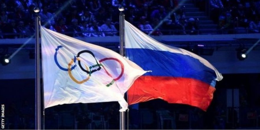 Dopingci Rusya'ya Olimpiyat Darbesi