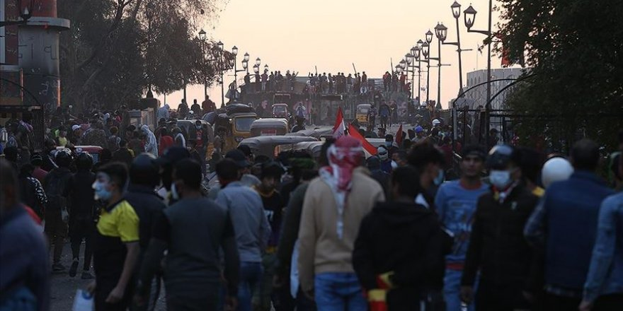 Bağdat'ta 'Milyonluk Gösteri' Hazırlığı