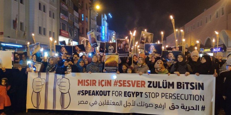 Fatih'te Binler Mısırlı Kardeşlerine Ses Verdi