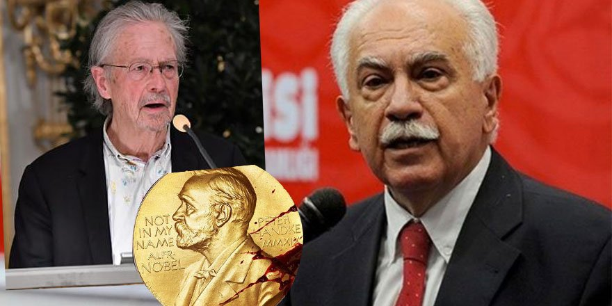 Doğu Perinçek de Nobel Ödülünü Hak Etmiyor mu?