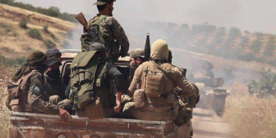 Direnişçilerdenİdlib'deEsedRejimine Saldırı