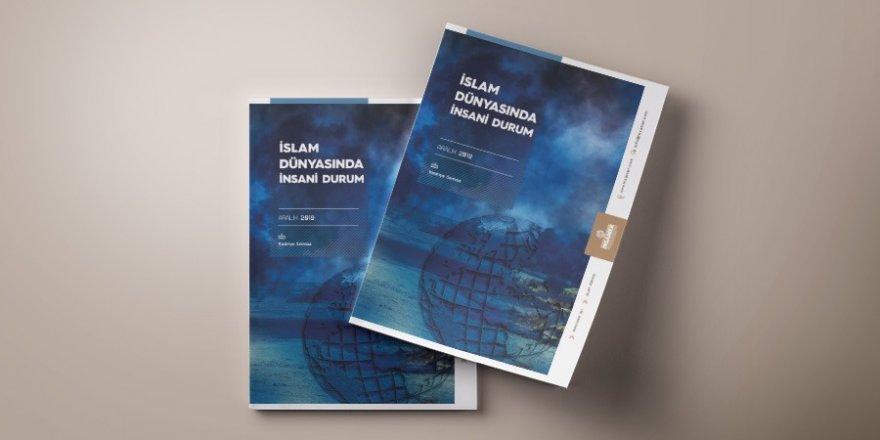İslam Dünyasında İnsani Durum Raporu Yayımlandı