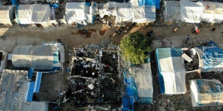 KatilEsedRejimi ve İran Sığınmacı Kampına Saldırdı: 11'i Çocuk 16 Sivil Katledildi