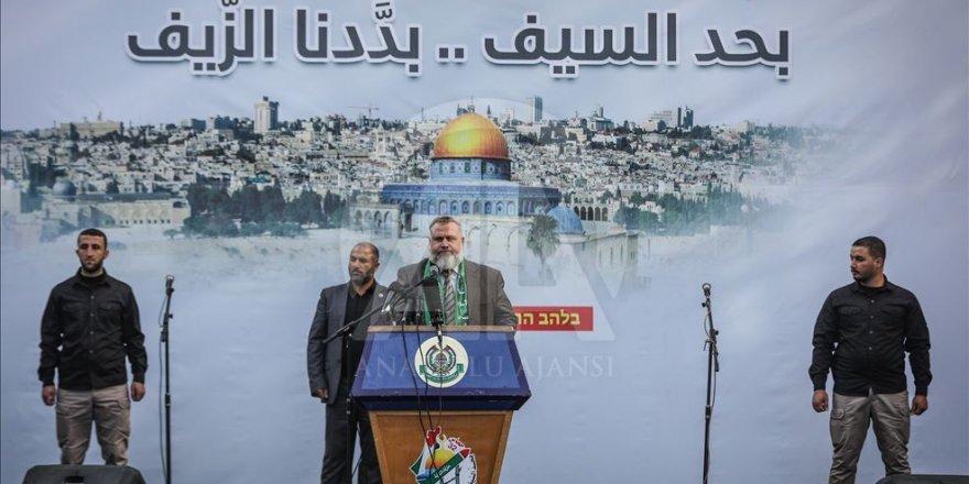 Hamas'ınKuruluşunun 32. Yıl Dönümü