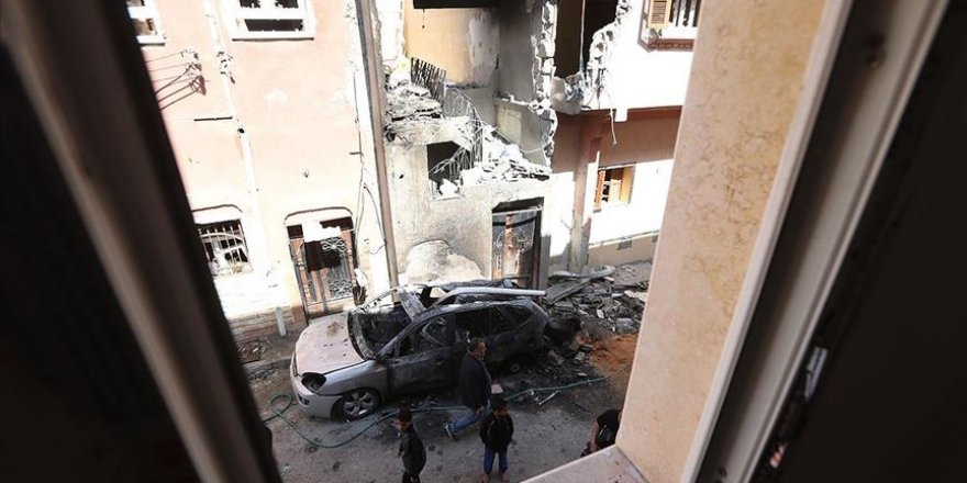 Libya'da Misrata Kenti Hafter'e Karşı Seferberlik İlan Etti