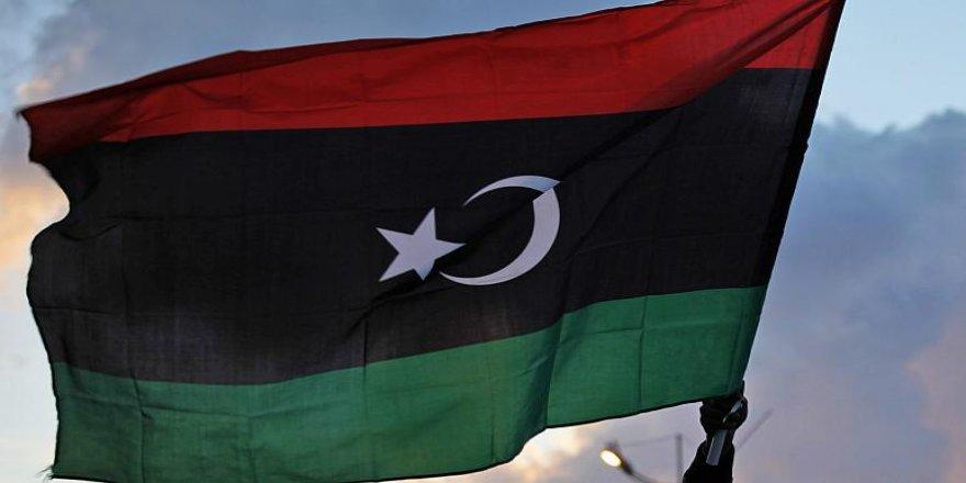 Libya Ordusundan Terhune'deki Sivillere Çağrı