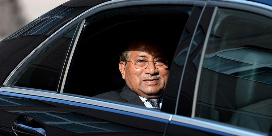 Eski Pakistan Cumhurbaşkanı Müşerref İdamaMahkumEdildi