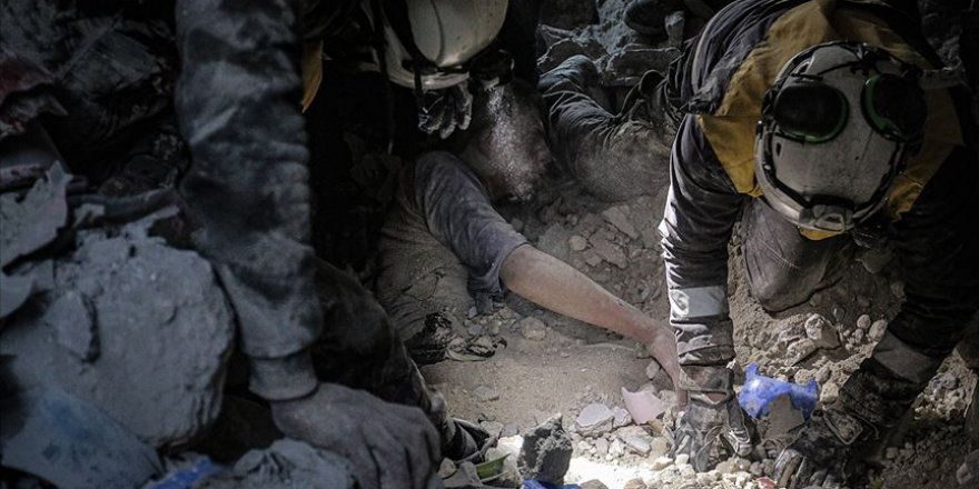 Esed Rejiminden İdlib'de Sivil Katliam: 22 Ölü