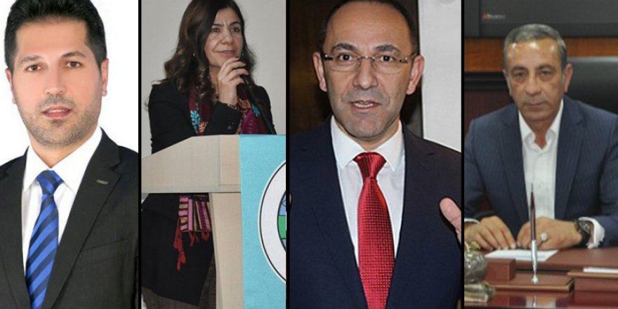 Muş'ta 4 Belediye Başkanı Görevden Uzaklaştırıldı