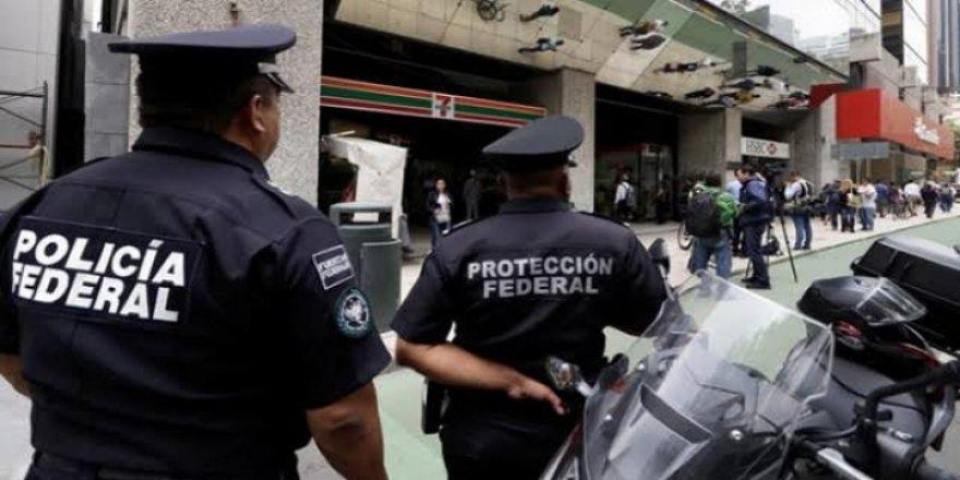Meksika'da 1 Yılda 414 Polis Öldürüldü