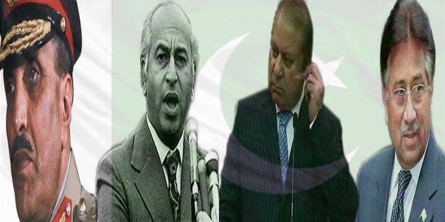 Yakın Tarihte Pakistan'ın Askeri Darbeleri vePervezMüşerref