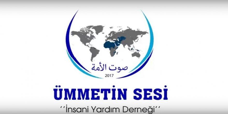 Özgür-Der: Mazlumlara Yardım Faaliyeti Suç Değildir!