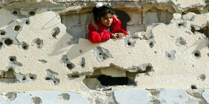 2.4Milyon Filistinli İnsani Yardıma Muhtaç Halde Yaşıyor